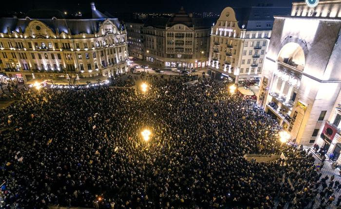 Like a Thief in the Night, Corruption has come to reign (even more) freely inRomania