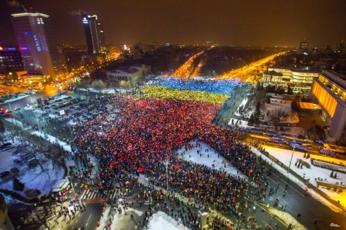 Romania's White Revolution