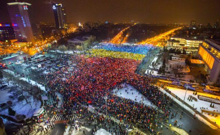 Romania's White Revolution